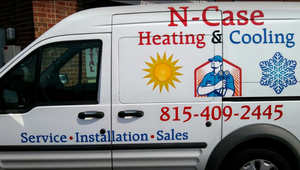 N-Case Heating and Cooling